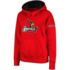 bf0e185d8cc  FANATICS adidas Louisville Cardinals Ladies Sideline Swagger Warm-Up  Performance Jacket - Red