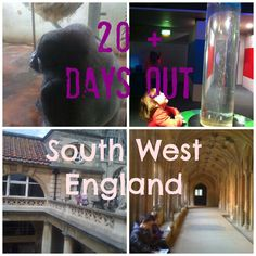 South West Of England Days Out Round-Up