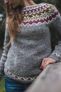Baby Cardigan Knitting Pattern Free, Intarsia Knitting, Fair Isle Knitting Patterns, Knit Patterns, Icelandic Sweaters, Fingerless Gloves Knitted, Ravelry, Sweater Design, Knit Crochet