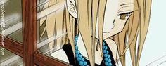Manga: Shaman King Lineart: Hiroyuki Takei Color: Asahi88 Characters: Anna Kyoyama Chapter 251 \ Page 08 Shaman King © Hiroyuki Takei