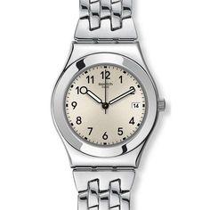 Swatch YLS447G Irony Classic Fan Ladies Watch Swatch. $89.99