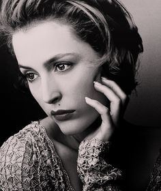 Gillian Anderson .. One of the best, modern day actors, love what she stands for & the causes she backs.
