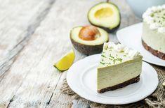 Découvrez notre recette de gâteau au fromage à la lime et à l'avocat, faite à partir des délicieux Avocats du Mexique!