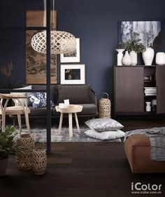 【iColor】家居配色搭配设计,色随心动,海外家居_设计·艺术,设计资讯-iColor装修网