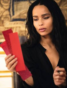 Yves Saint Laurent X Zoe Kravitz Rouge Pur Couture Lipstick Collection Ysl Beauty, Beauty Women, Hair Beauty, Zoe Isabella Kravitz, Zoey Kravitz, Zoe Kravitz Braids, Pretty People, Beautiful People, Beautiful Celebrities