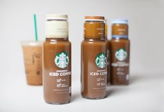 Starbucks Iced Coffee « Whitezine | Design Graphic & Photography Inspirations