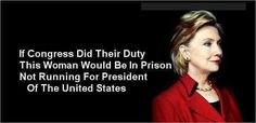 She's a sell out. Embarrassment to the Democratic Party. So many will vote for her just because she's a woman.