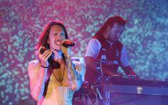 https://flic.kr/p/x7BtbN | Brandon Boyd & DJ Kilmore (Incubus) | Taken on 08/14/15 at Coral Sky Amphitheater in West Palm Beach, FL. with a Canon PowerShot SX700 HS