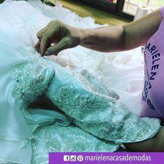 Cuidamos de cada detalle para que ese vestido sea especial