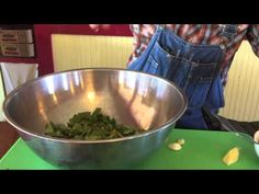 Farm to Table: Purslane Salad with Roasted Beets and Fresh Dahlias - YouTube
