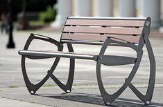 Melody Holz location-2005_edited Welded Furniture, Industrial Furniture, Corte Laser Metal, Chair Design, Furniture Design, Custom Metal Art, Concrete Bench, Industrial Shop, Metal Art Projects