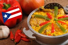 Arroz Con Gandules ( Rice and Beans): A Puerto Rican Food Recipe — caribbeantrading.com