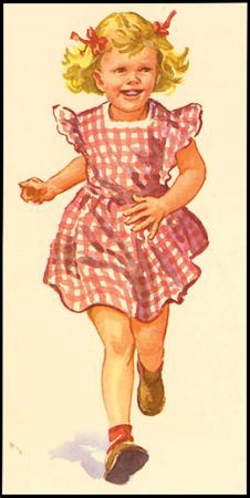 DICK AND JANE PICTURE CARDS