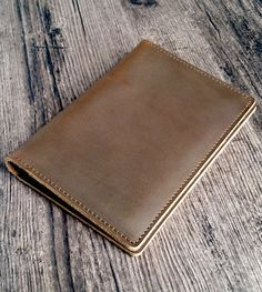 Men's travel wallet, handmade production, genuine brown leather (made in 4 colors). Perfect gift for men available in out Etsy shop Mens Travel Wallet, Leather Accessories, Brown Leather, Etsy Shop, Colors, How To Make, Handmade, Gifts, Unique Jewelry