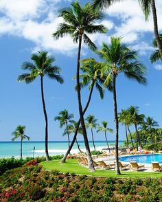 Mauna Kea Beach Resort Villa and Condominium Rentals, Big Island, Hawaii. http://www.southkohala.com