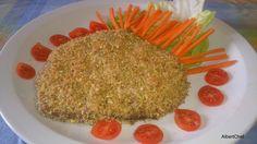 Tonno in crosta pistacchi