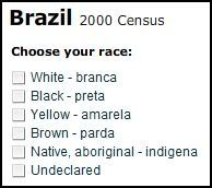 RACE AND CENSUSES FROM AROUND THE WORLD