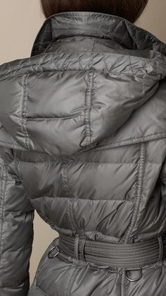 Down-Filled Puffer Coat | Burberry