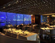 Spoon,  Hotel Intercontinental,  Hong Kong.