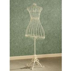Pottery Barn Kids Wire Dress Form (no longer available) 15.25 ...
