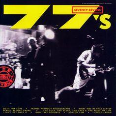 Seventy Sevens Lp cover.