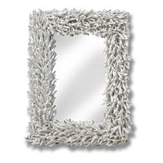 Bring a bit of the coast indoors with this driftwood inspired mirror. This driftwood inspired mirror brings a bit of the coast indoors. This large white wall White Wall Mirrors, Wall Mounted Mirror, Candle Accessories, Room Accessories, Wall Mirror Online, Driftwood Frame, Full Length Mirror Wall, Driftwood Furniture, Beautiful Candles