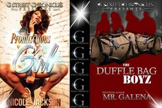 New Heat on G Street.. we are welcoming 2 Hot.. authors to our Family..#GStreet