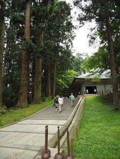 Hiraizumi-Chusonji