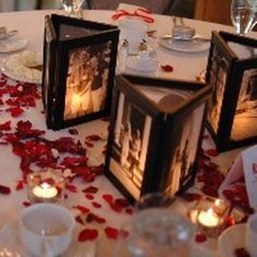 25 Romantic Table Décor Variants For The Best Valentine's Day | DigsDigs