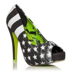 #Rockstar Shoe Abby Dawn #JustFabulous