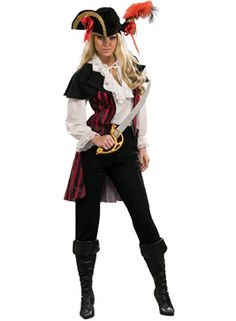 Marie La Fay Pirate Costume