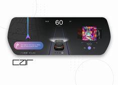 """다음 @Behance 프로젝트 확인: """"Car Dashboard Interface Concept - Daily UI #034"""" https://www.behance.net/gallery/52192521/Car-Dashboard-Interface-Concept-Daily-UI-034"""