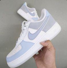 Cute Nike Shoes, Nike Air Shoes, Cute Nikes, Beige Nike Shoes, Nike Custom Shoes, Custom Sneakers, Adidas Shoes, Jordan Shoes Girls, Girls Shoes
