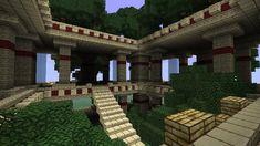 Hanging Gardens Minecraft Project
