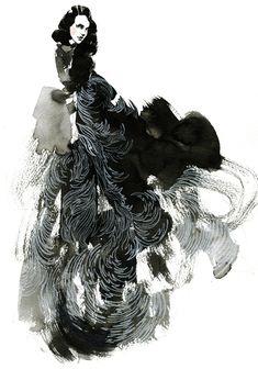 Haute couture - Anna Halarewicz