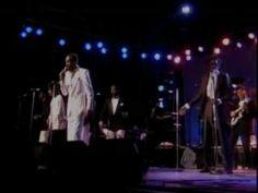 EDDY KENDRICKS & DAVID RUFFIN LIVE @ L.A. 1987 IMAGINATION