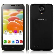 Jiake V3 Quad Core MTK6582 Smartphone 4.5 Zoll Android 4.2 Dual Kamera 1GB 8GB