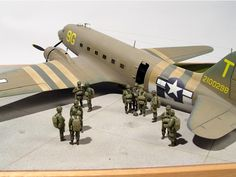How Monogram Models won the war: C-47 Skytrain