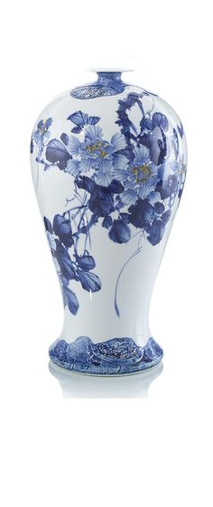 InStyle-Decor.com Chinese Blue & White Porcelain Table Lamps, Stools, Vases…