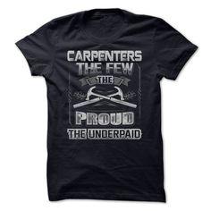 Awesome Carpenter Shirt