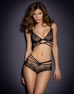 Agent Provocateur SS2014 - 'Sandra' Collection