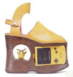 Pikashoe #pokemon #geek #gameboy #Tip #TipOrSkip #TopTips
