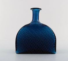 Riihimaki Riihimaen, Finland, Findari bottle by Nanny Still. 1960s. | eBay