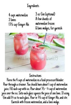 Great summer cocktail