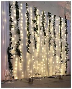 - While the basics of any wedding are the same, (bride and groom, fancy dress, flowers. ) your special day should be a reflection of who you are. wedding decorations 99 Affordable Diy Wedding Décor Ideas On A Budget Prom Decor, Diy Wedding Decorations, Wedding Backdrops, Ceremony Backdrop, Backdrop Ideas, Quince Decorations, 18th Birthday Party Ideas Decoration, Backdrop Lights, Sweet 16 Decorations