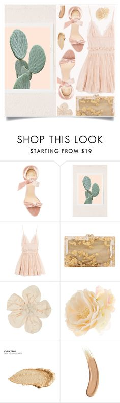 """Howl"" by racanoki ❤ liked on Polyvore featuring Alexandre Birman, Urban Outfitters, Alexander McQueen, Charlotte Olympia, Lanvin, Accessorize, Urban Decay, Gucci and RaCaNoKi"
