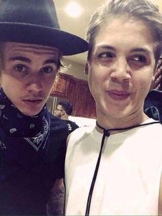 MY TWO FAVORITE BLONDESJustin Drew Bieber and Matthew Lee Espinosa