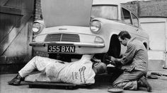 Back in the day, you could open a car's bonnet and do some light servicing and repairs from the comf... - Getty Images