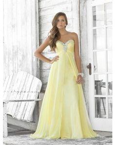Beading Chiffon Formal Dress