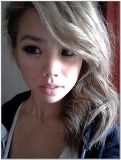 Ash Brown Hair Tumblr Ash Brown Hair Color For Asian Beauty Style Ideas